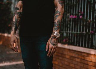 Entretien tatouage