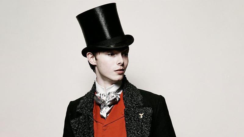 chapeau homme haut de forme