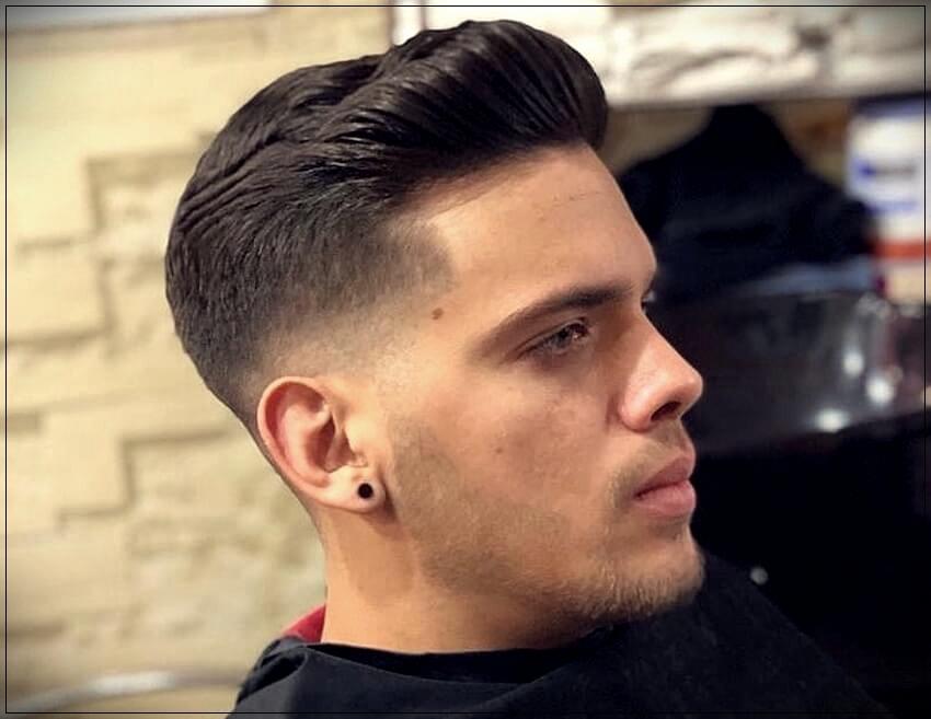 Cheveux Courts Hommes 2020 Voici 50 Coupes Tendances