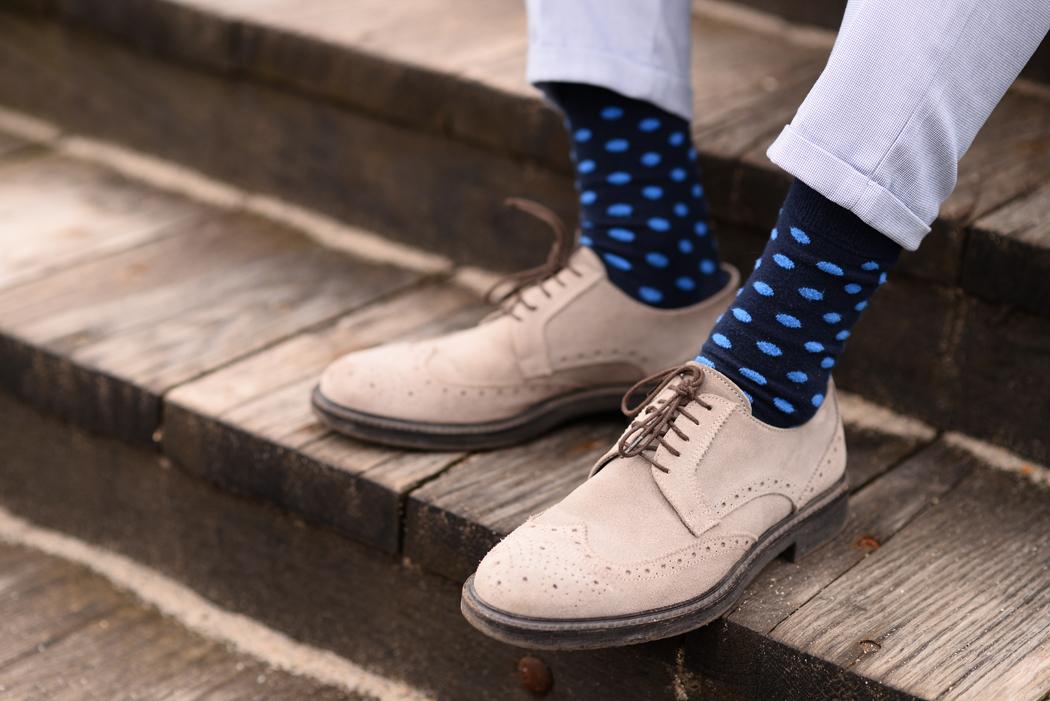 Savoir choisir ses chaussettes pour être un homme