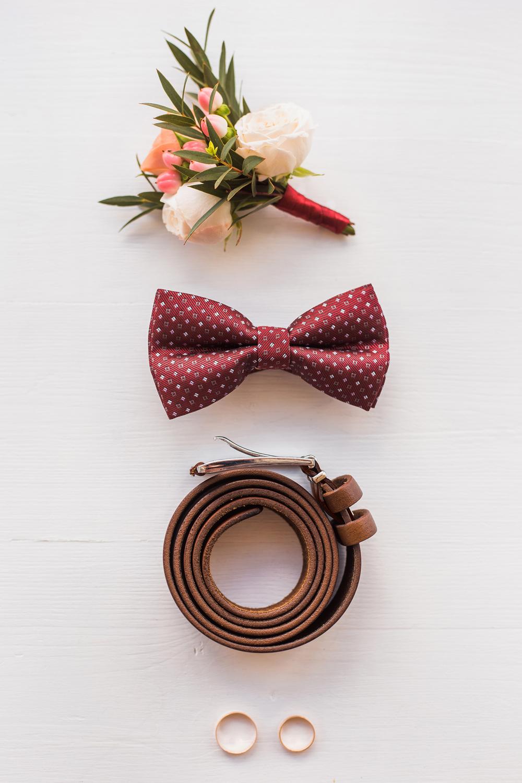 accessoires costume mariage