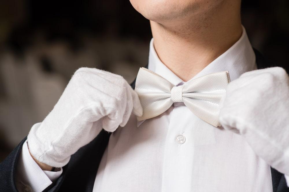 Comment s'habiller pour un mariage white tie