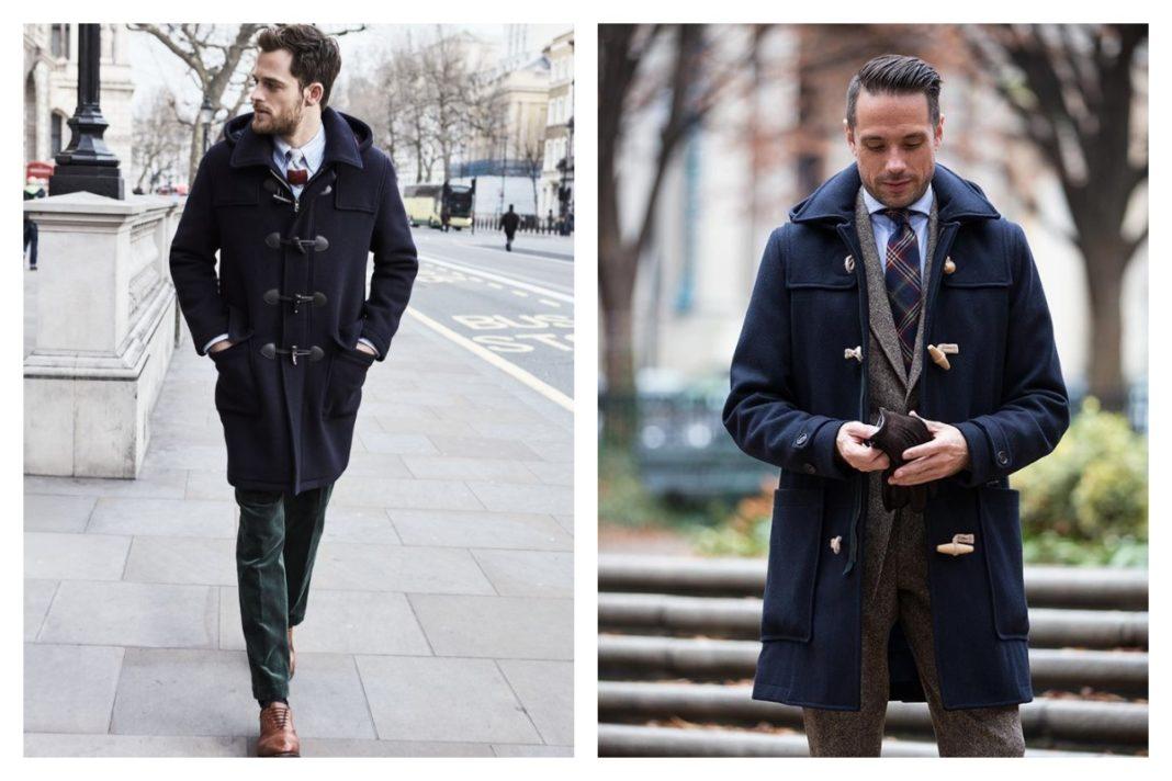 5 idées de looks avec un duffle coat homme