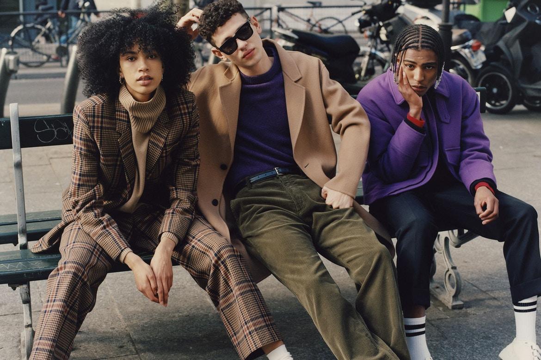 AMI maque streetwear
