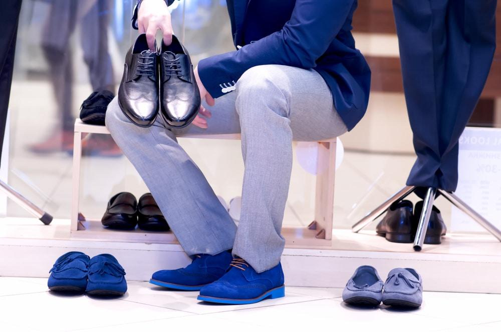 Semelle chaussure gomme, cuir...ça change tout un look !