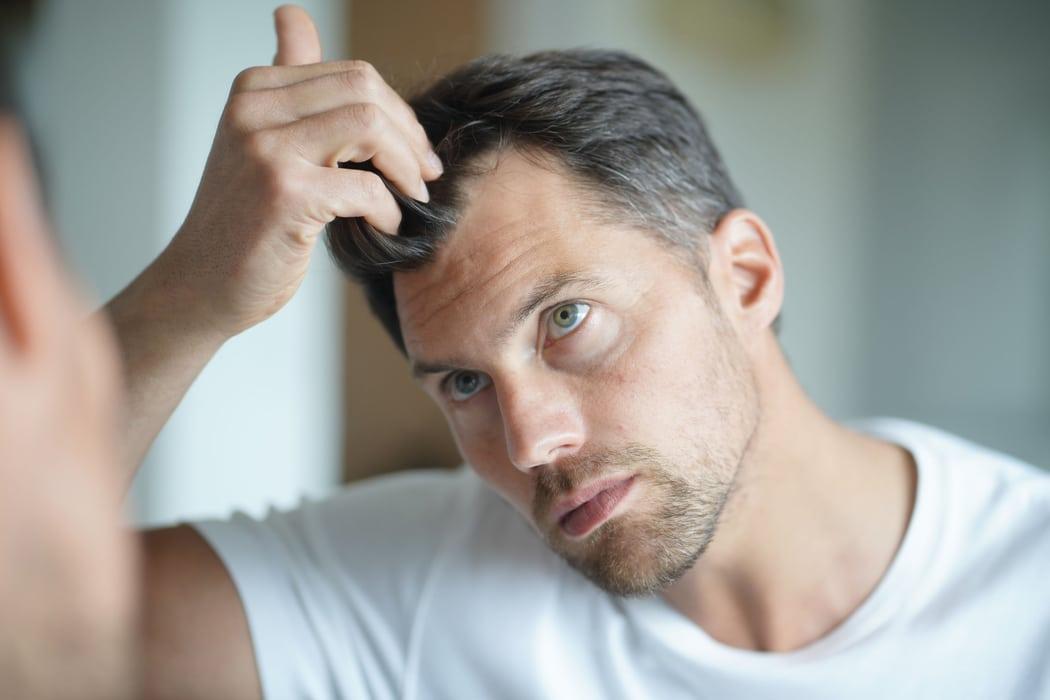 avoir de beaux cheveux homme