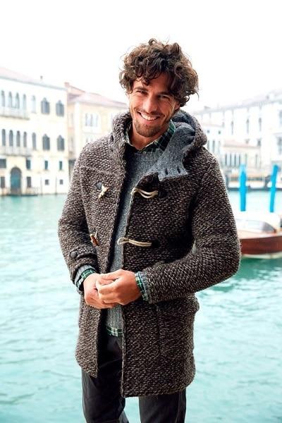 duffle coat homme idées looks