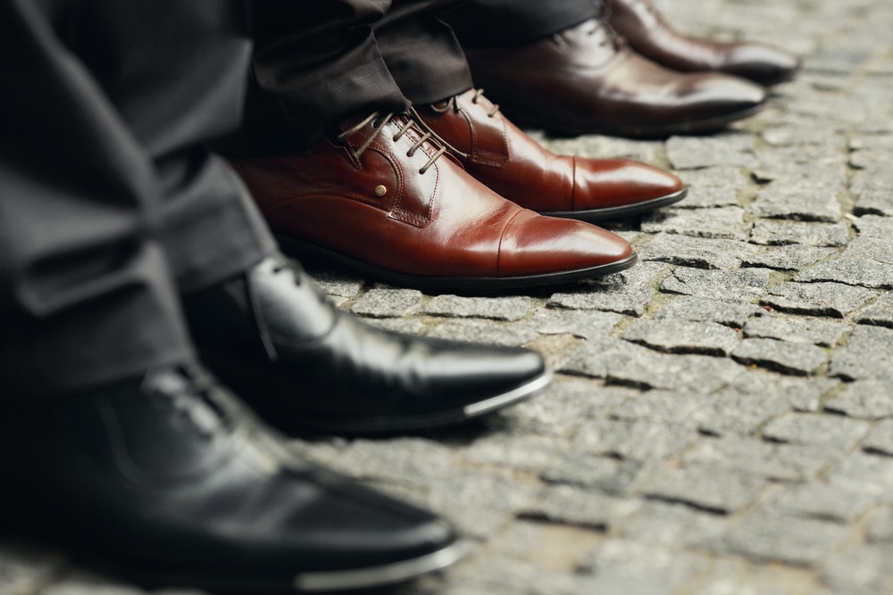 semelle chaussure cuir