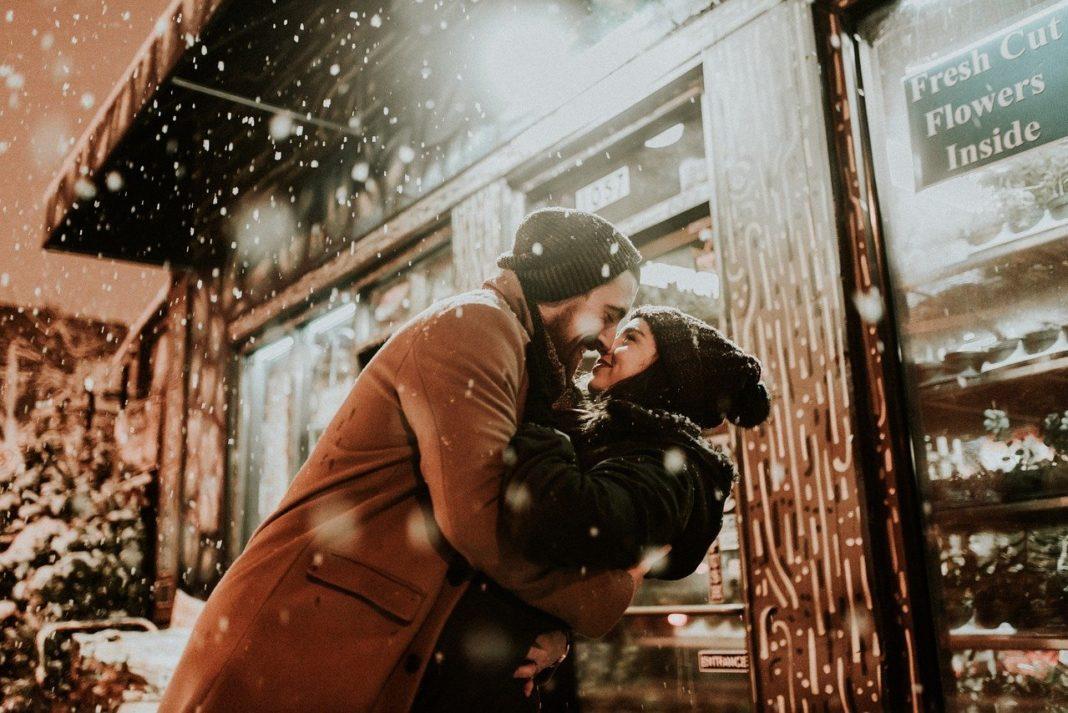 Comment faire un french kiss comme un vrai gentleman