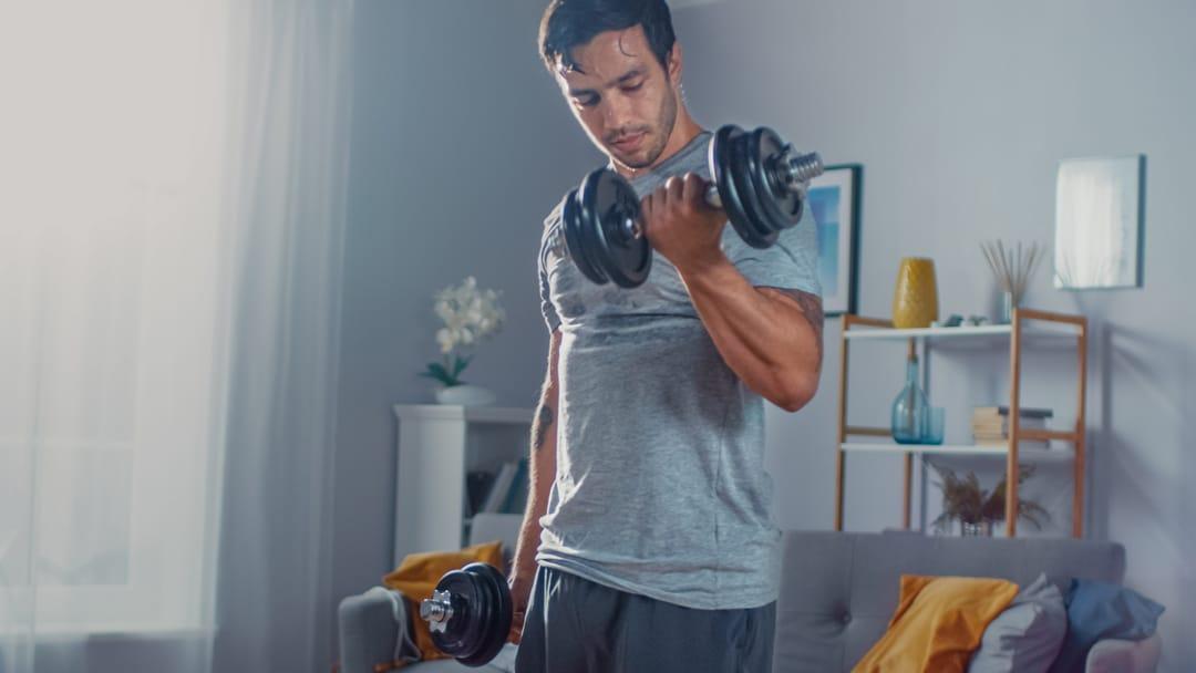 comment se muscler sans aller en salle de sport