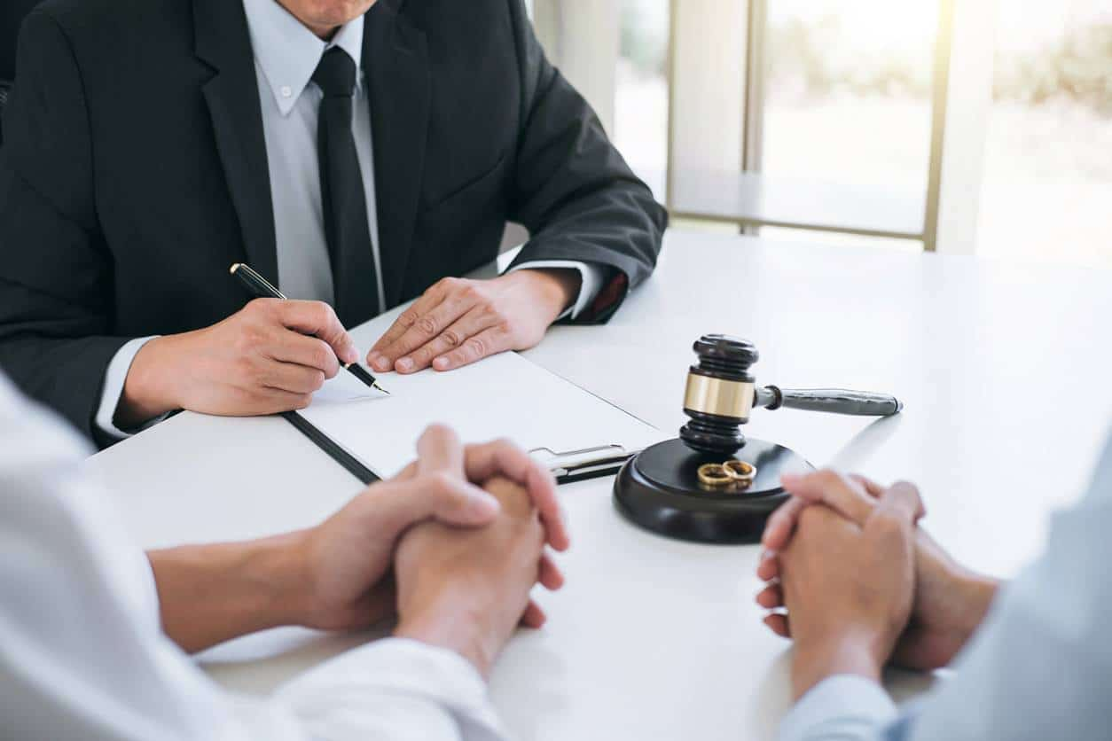 divorcer à l'amiable