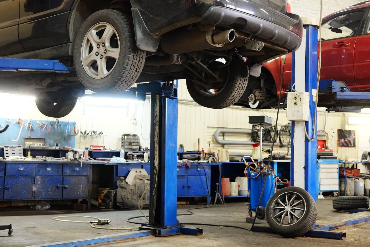 Comment réviser sa voiture après une course de rallye