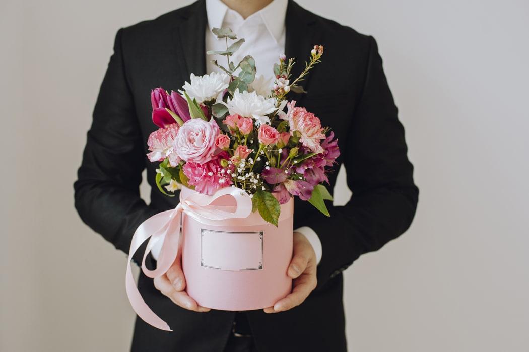 Quelles fleurs offrir pour la Saint Valentin