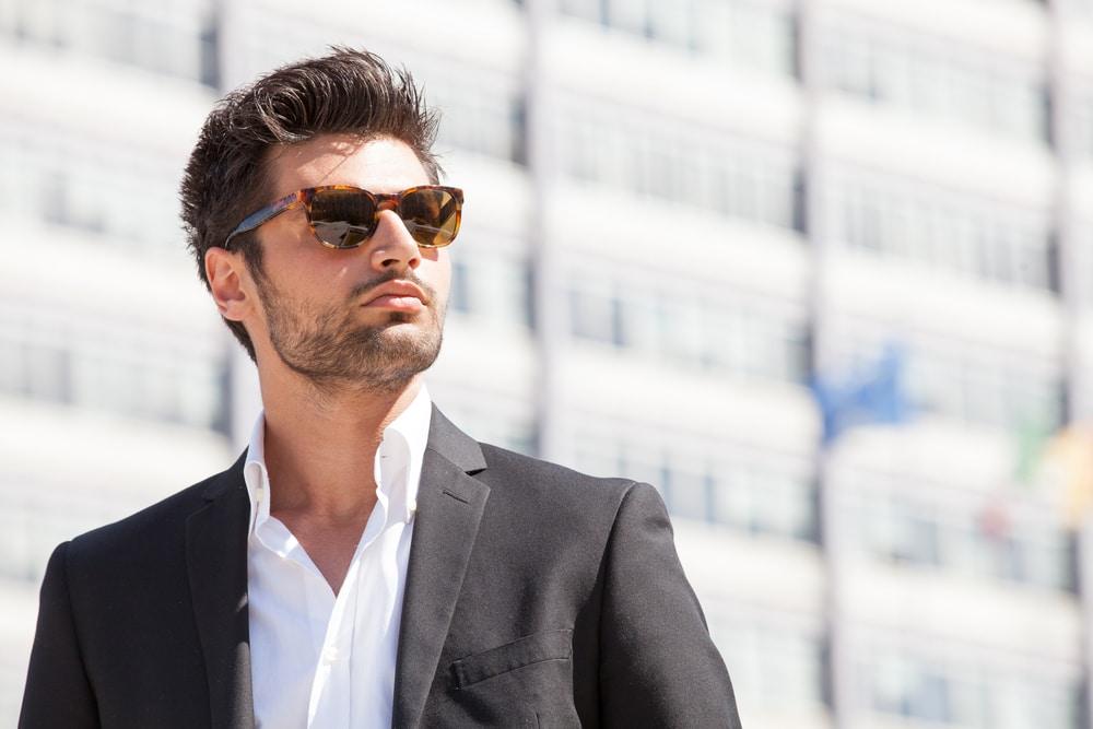 Quelles lunettes de soleil pour quelle forme de visage homme