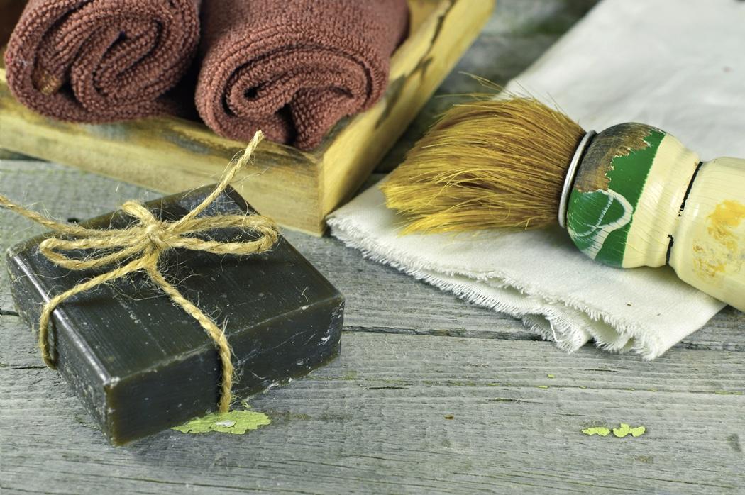 Savon solide naturel choisissez l'huile d'olive