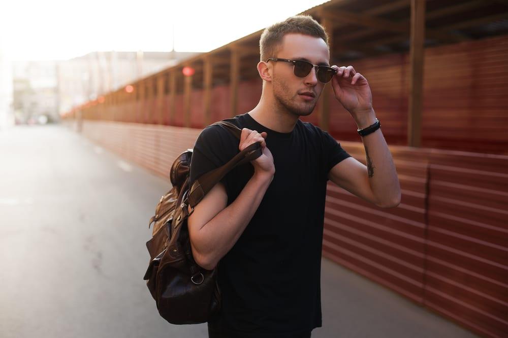 Quel modèle de sac pour homme pour quel style et quelle occasion