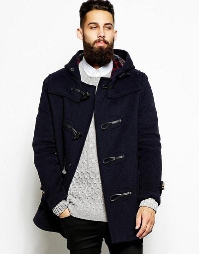 le duffle coat homme