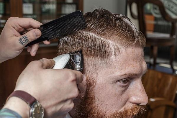 coiffure homme cheveux fins