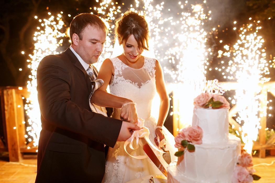 jet de scène mariage