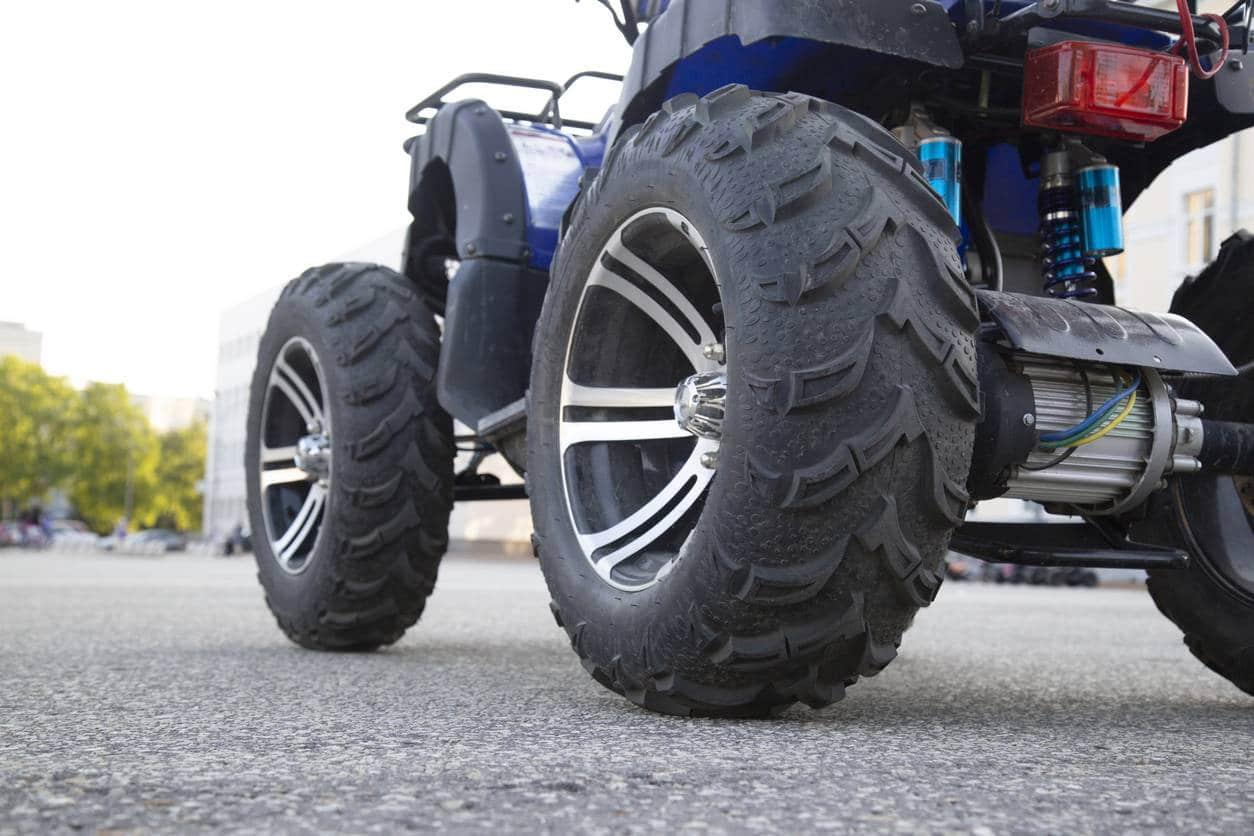 quels pneus quad choisir