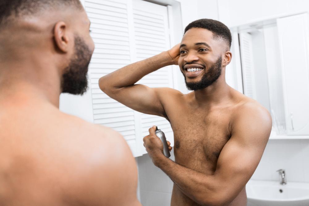 Déodorant homme quelles solutions naturelles
