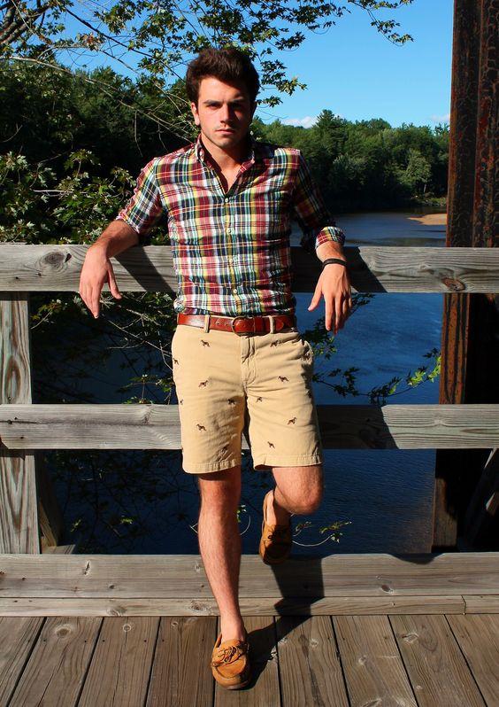 comment porter le bermuda homme
