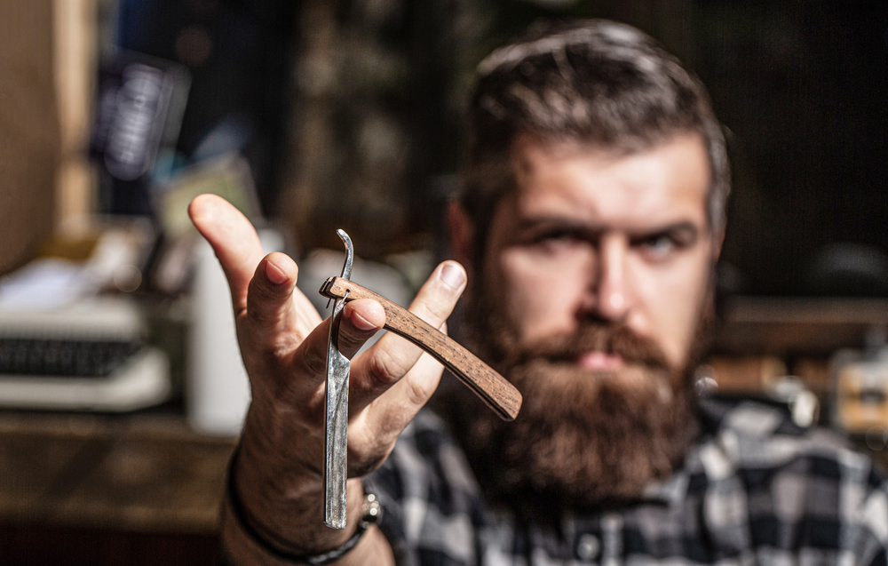 L'art de bien raser sa barbe au coupe choux