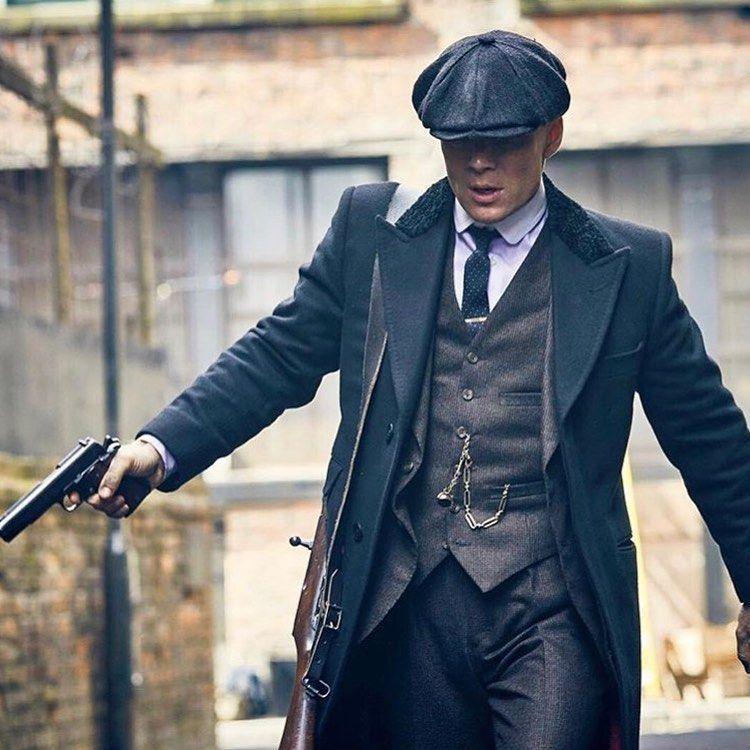 style homme peaky blinders