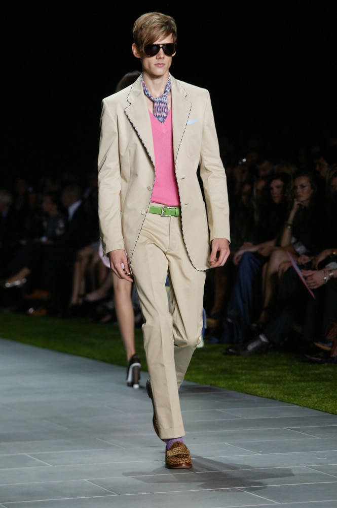 style preppy homme