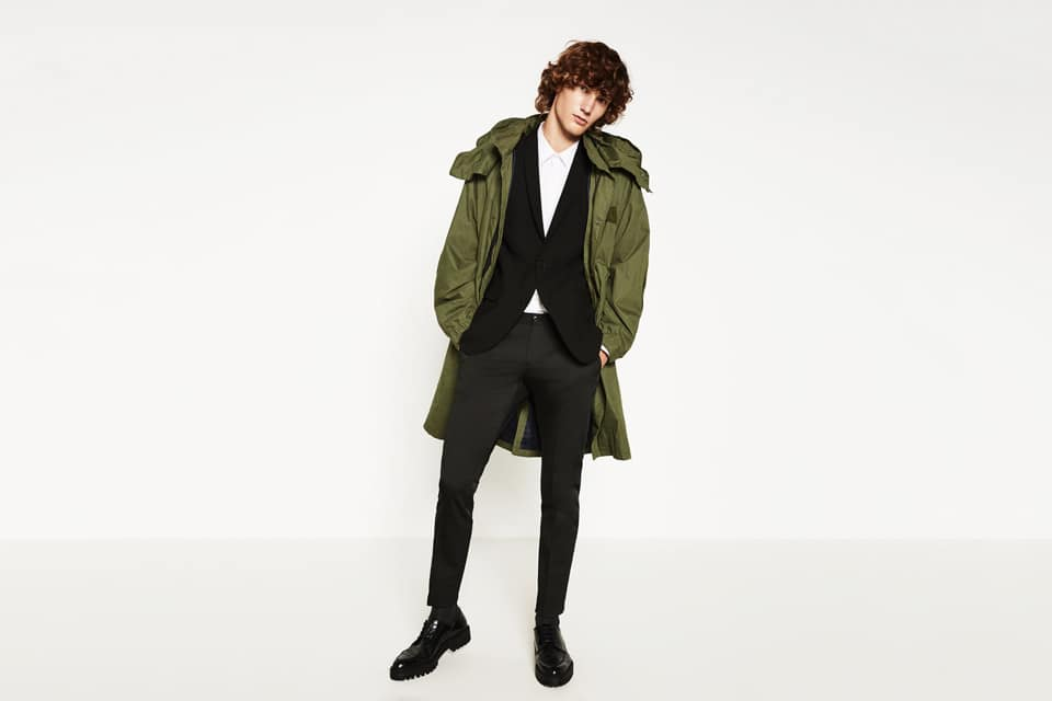 manteaux homme costume