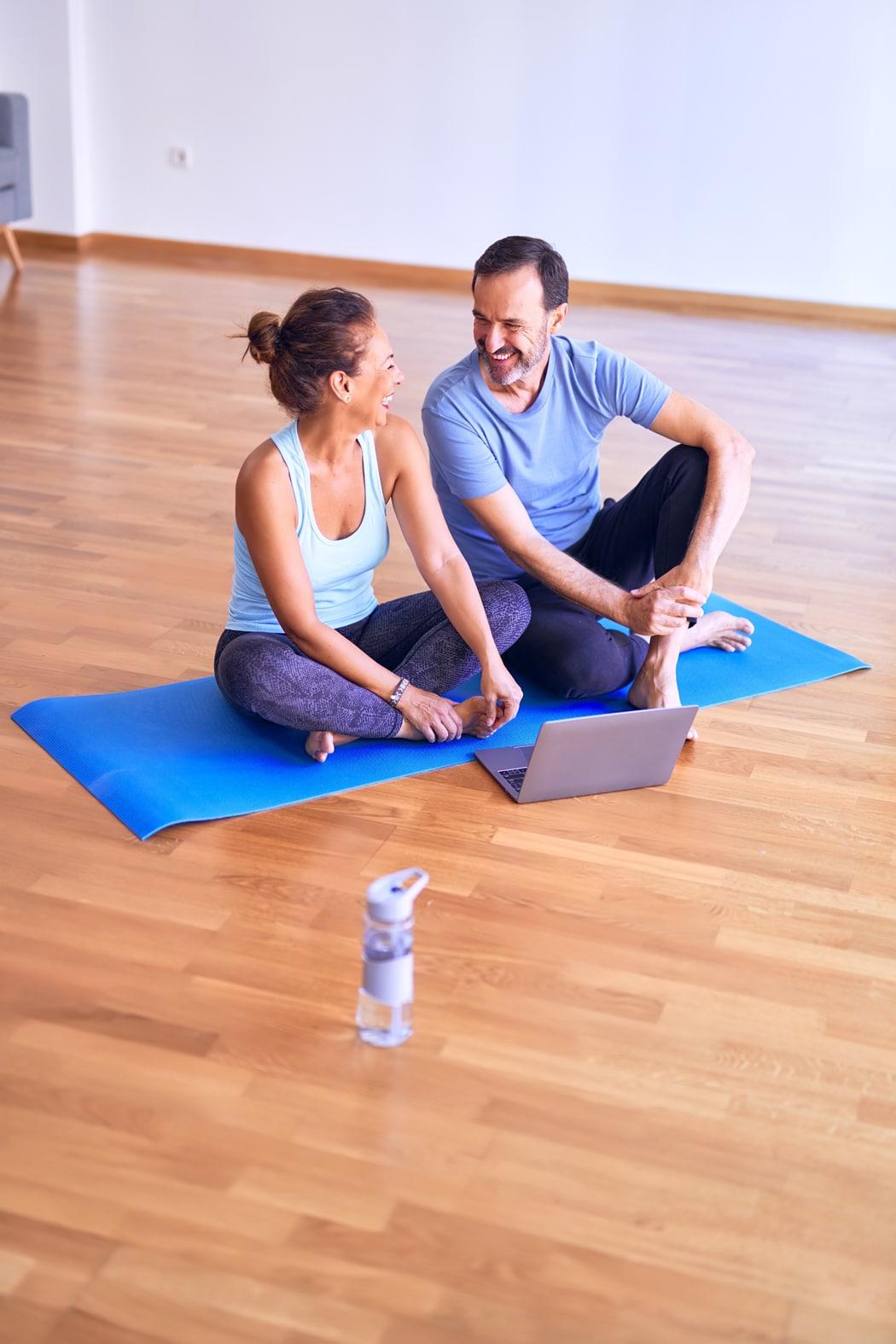 yoga homme bienfaits